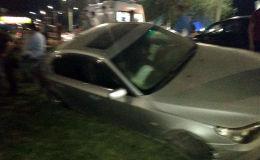 В конце июня на юге Бишкека столкнулись три автомобиля. Пострадали два человека. Экспертиза показала, что один из водителей был пьян. Sputnik Кыргызстан попытался разобраться в ситуации.