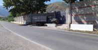 Мурдагы президент Алмазбек Атамбаевдин Кой-Таш айылындагы үйүнүн аймагы