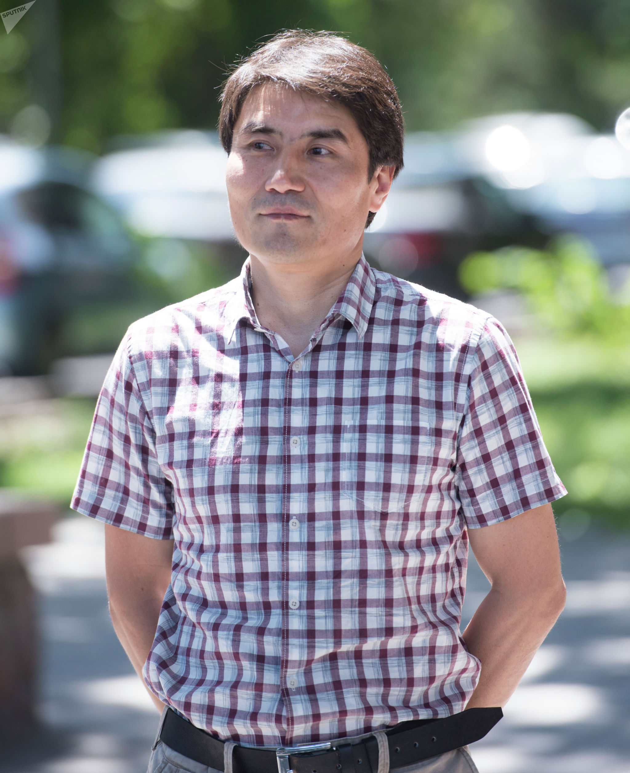 Руководитель пресс-службы Жогорку Кенеша Ибраим Нуракун уулу