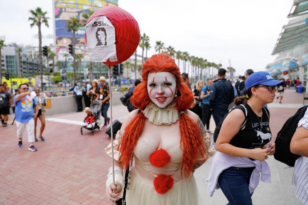 В калифорнийском Сан-Диего стартовал фестиваль поп-культуры Comic Con International