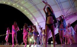 Участницы 23-го Международного конкурса красоты Жемчужина Черного моря - 2019 в Севастополе