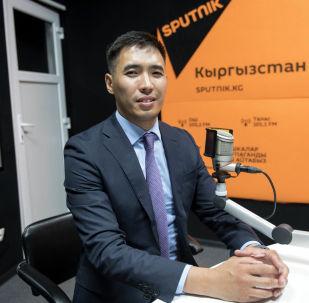 Начальник Управления инвестиционной политики Министерства экономики КР Ханчоро Мурзалиев