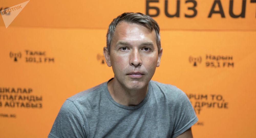 Автор и режиссер документальных фильмов телеканала Культура Евгений Безбородов