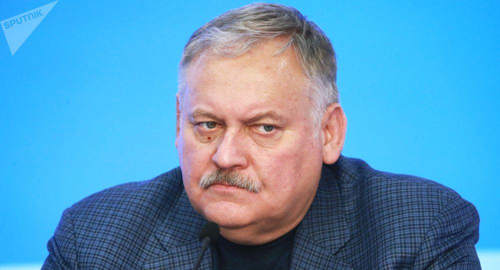 Архивное фото депутата Государственной Думы Константина Затулина