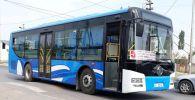 Бишкекте жаңы №5 автобус каттамга чыкты