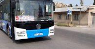 Автобусный маршрут №5 компании Шыдыр Жол Кей Джи будет работать на линии в Бишкеке