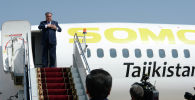 Президент Таджикистана Эмомали Рахмон покинул Кыргызстан по окончании рабочего визита