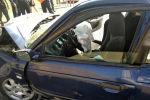 Последствия ДТП  на трассе Бишкек — Ош. Архивное фото