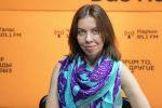 Сотрудник Института востоковедения Российской академии наук Снежанна Атанова во время беседы на радио Sputnik Кыргызстана