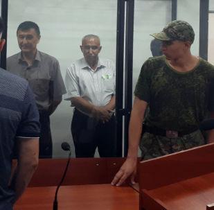 Транспорт жана жолдор министринин мурдагы орун басары Азимкан Жусубалиевдин соту