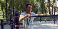 В Бишкеке разыскивается без вести пропавший 28-летний Саид Исабек уулу
