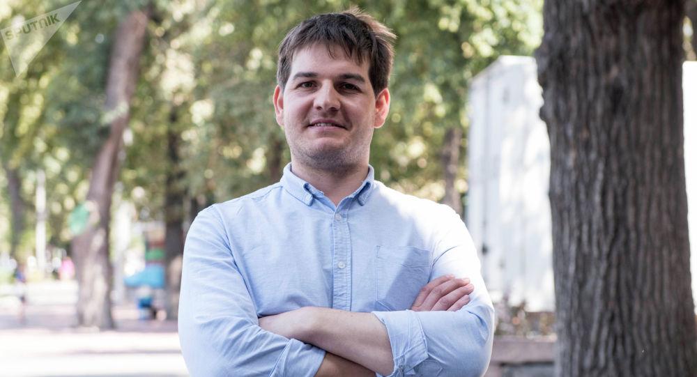 Бизнесмен Михаил Горишняк, который занимается продажей орехов и сухофруктов