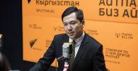 Диктор Расул Багышбаев
