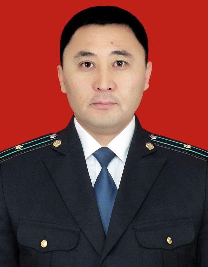 Назначенный председателем Государственной таможенной службы Алтынбек Торутаев