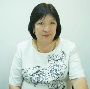 Челябинск облусундагы кыргыз диаспорасынын жетекчиси Зыйна Бакирова