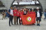 Ош шаарынын футбол боюнча өспүрүмдөр командасы Кытайдагы эл аралык турнирге катышууда
