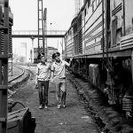 Жолго аттанар алдында. 1985-жыл