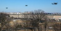 Пентагон в Арлингтоне (округ Виргиния).