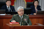 УКМК төрагасы Орозбек Опумбаевдин архивдик сүрөтү