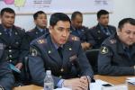 Чүй облустук милициясынын мурдагы башчысы Самат Курманкуловдун архивдик сүрөту
