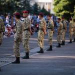 Порядок обеспечивали около двух тысяч сотрудников милиции