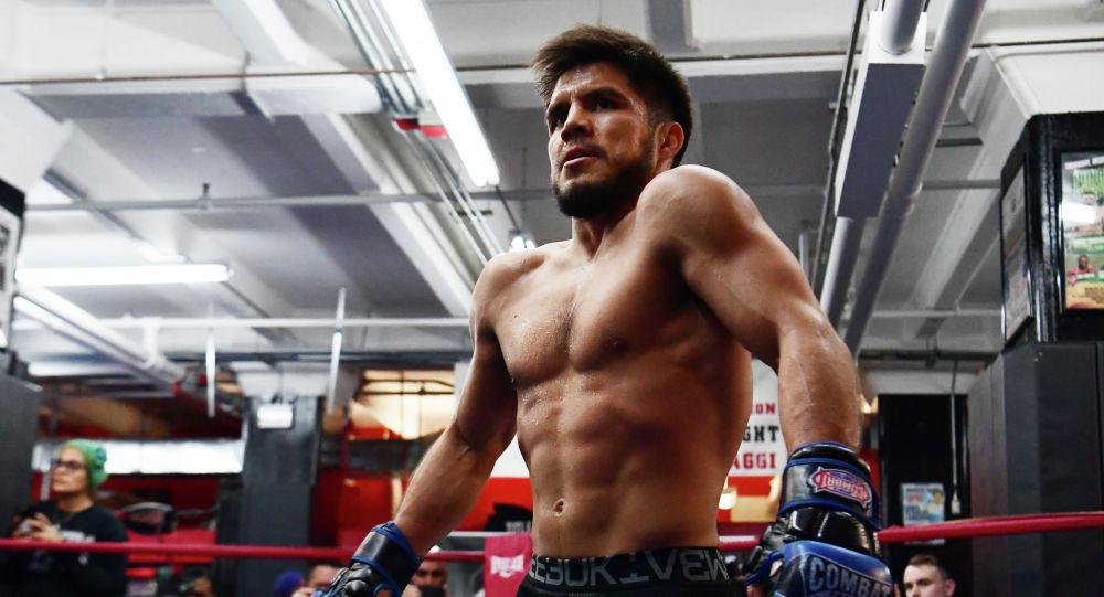 Чемпион UFC в двух весовых категориях Генри Сехудо. Архивное фото