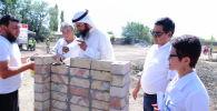 В Токмокской территориальной больнице началось строительство акушерско-гинекологического отделения