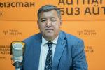 Айыл чарба, тамак-аш өнөр жайы жана мелиорация министринин орун басары, ветеринария илимдеринин доктору, профессор Жаныбек Керималиев