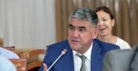 Архивное фото экс-заместителя министра внутренних дел Курсана Асанова