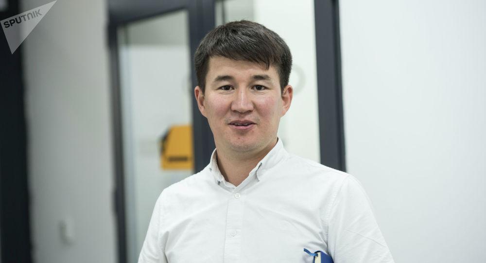 ЖИА бизнес-ассоциациясынын аткаруучу директору Фархат Пакыров