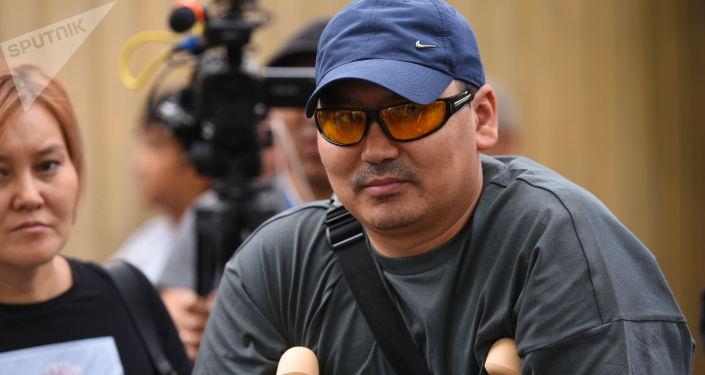 Сын бывшего президента КР Алмазбека Атамбаева Сейитбек Атамбаев