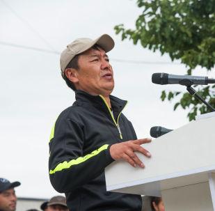 Сторонник бывшего президента Алмазбека Атамбаева — Фархад Баабиев