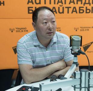 Nomad fashion Issyk-Kul — 2019 долбоорунун башкы режиссеру Жыргалбек Шакиров