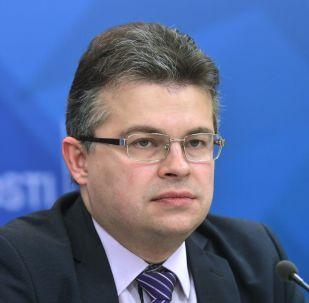 Директор по энергетическому направлению Института энергетики и финансов РФ Алексей Громов. Архивное фото