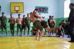 Жаза аткаруу мамлекеттик кызматынын конвой менен коштоп жүрүү жана кайтаруу департаментинде кыргыз күрөшү боюнча мелдеш өттү