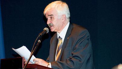 Член-корреспондент Российской академии естественных наук, эксперт по геополитике Константин Соколов. Архивное фото