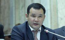 Назначенный председателем правления ОАО Национальная управляющая компания Ренат Тулебердиев
