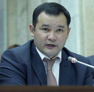 Улуттук башкаруучу компания ачык акционердик коомунун жетекчиси болуп дайындалган Ренат Түлөбердиев