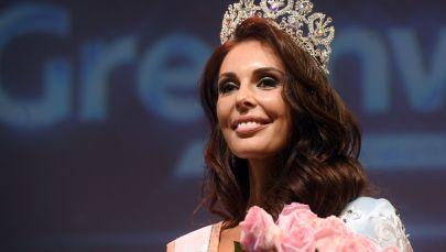 Победительница в номинации Миссис Россия Globe Ксения Кривко. Архивное фото