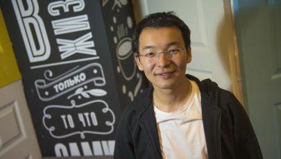 Тилек Мамутов, проработавший 11 лет в Google. Архивное фото