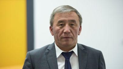 Айыл чарба, тамак-аш жана мелиорация министри Эркинбек Чодуев