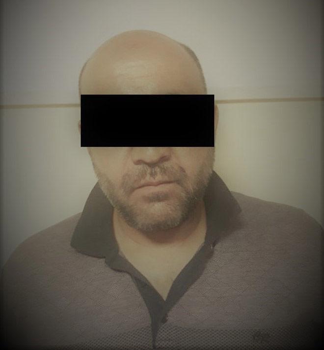 Задержанный по подозрению в мошенничестве