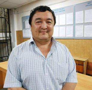 Адвокат Икрамидин Айткулов