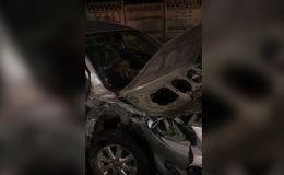 В Бишкеке столкнулись два автомобиля — внедорожник Toyota Surf и легковая машина Toyota Yaris, сообщила пресс-служба Управления обеспечения дорожной безопасности (УОБДД) столицы.
