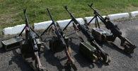 Пулеметы Калашникова. Архивное фото