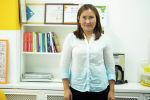 Бишкек шаардык мэриясынын чалуу борборунун адиси Элмира Элгондиева