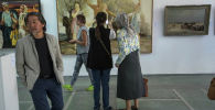 В Бишкеке открылась фондовая выставка В мире и согласии. День независимости Кыргызской Республики в Кыргызском национальном музее изобразительных искусств имени Гапара Айтиева и посвящена Дню независимости КР.