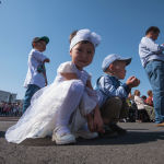 Праздничные мероприятия на площади Ала-Тоо начались в 10:00