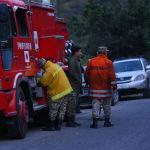 К тушению привлекли семь единиц техники и три пожарных расчета