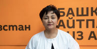 Бишкек шаардык мэриясынын Билим берүүнү өнүктүрүү бөлүмүнүн башчысы Гүлмира Акматова